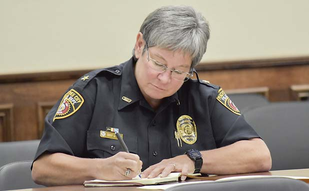 Chief Janet Moon
