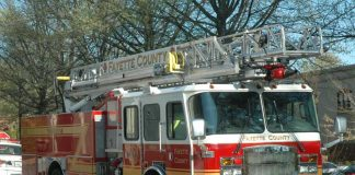 File photo of Fayette County firetruck.