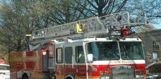 File photo of Fayette County firetruck.