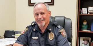Assistant Chief Stan Pye. File photo.
