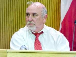 Fayette County Commission Chairman Eric Maxwell. File