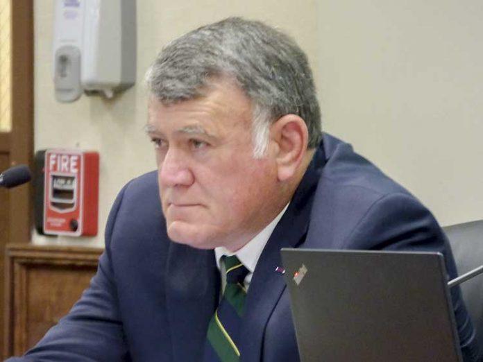 Peachtree City Councilman Mike King. Photo/Ben Nelms.
