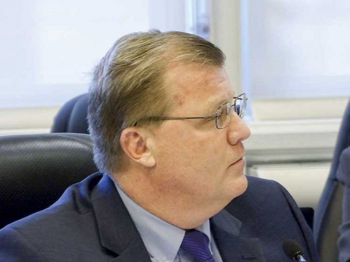 Fayette County Administrator Steve Rapson. File photo.