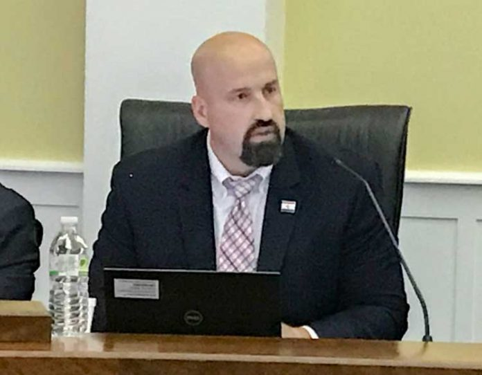 Fayetteville City Manager Ray Gibson. File photo.