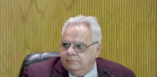 Fayette County Commission Vice Chairman Randy Ognio. Photo/Ben Nelms.