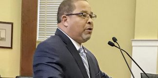 Fayetteville Mayor Ed Johnson