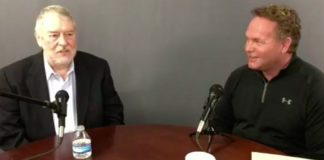 Video interview with Dar Thompson (R) by The Citizen publisher Cal Beverly.