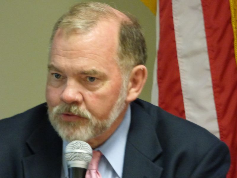 Fayette Judge Crawford to face September trial on 2 felony counts