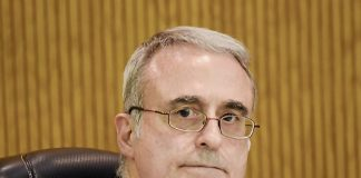 Fayette County Commissioner Charles Oddo. File photo.