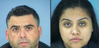 Efrain Gonzalez-Salgado (L) and Estela Gonzalez. Photos/ Fayette County Jail.