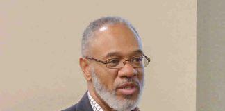 FCDA Chairman Darryl Hicks. Photo/Ben Nelms.