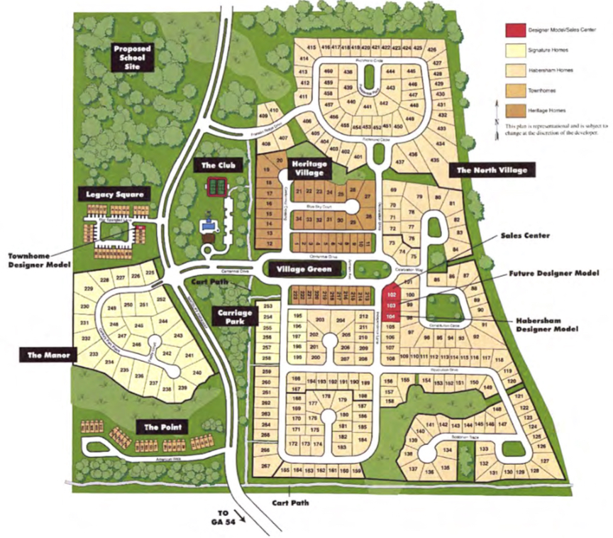 Peachtree Georgia Map.More Townhomes Could Be Headed To Peachtree City The Citizen