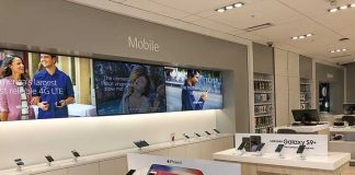 A typical Comcast store. Photo/Comcast.