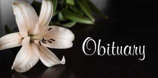 obit header