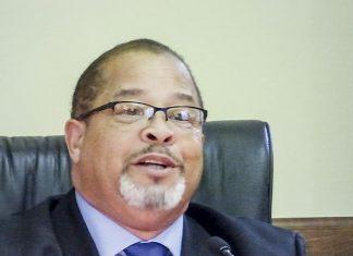 Fayetteville Mayor Ed Johnson. Photo/Ben Nelms.