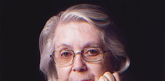 Carolyn Cary, Fayette County historian and longtime writer for The Citizen. Photo/Submitted.