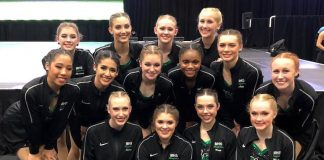 McIntosh High School Chiefettes. Photo/Fayette County School System.