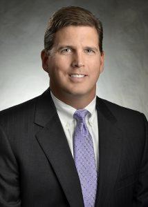 Steve Porter, CEO of Piedmont Fayette Hospital