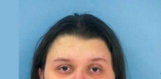 Danielle Mata. Photo/Fayette County Jail.