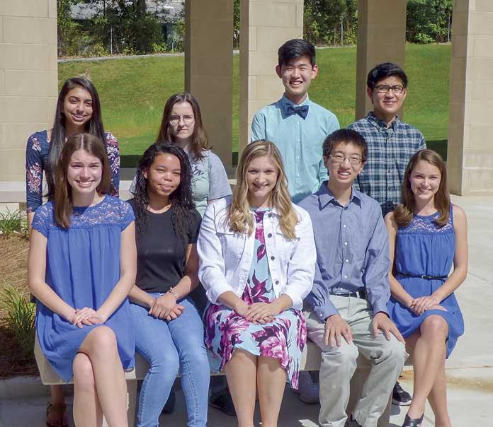 Fayette's top graduates ready for the future - The Citizen