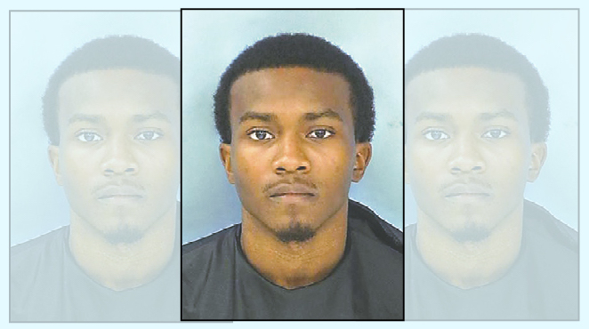 Dezmond Taylor. Photo/Fayette County Jail.