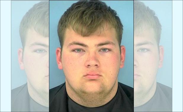 Hit and run suspect Joseph Herbert. Photo/Fayette County Jail.