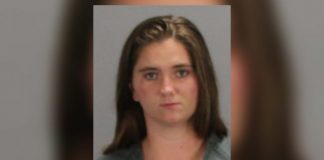 Hannah Payne. Photo/Clayton County Jail.