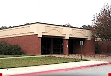 Flat Rock Middle School at 325 Jenkins Rd. in Tyrone.