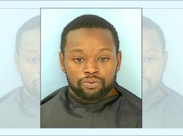 Double murder suspect Johnny Edwards IV. Photo/Fayette County Jail.