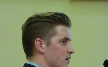 Attorney Baxter Russell. Photo/Ben Nelms.