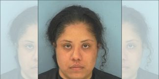 Carmen Lopez. Photo/Fayette County Jail.