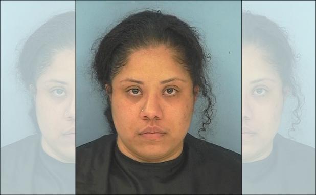 Carmen Lopez. Photo/Fayette County Jail.