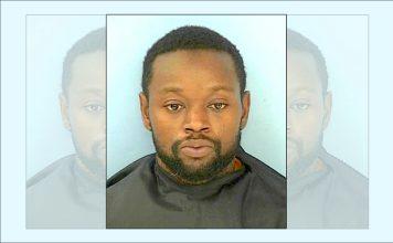 Johnny T. Edwards. Photo/Fayette County Jail.