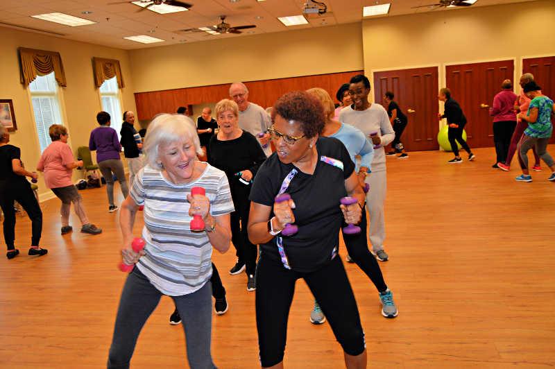 Piedmont Fayette Helps Strengthen Fayette Senior Services The Citizen