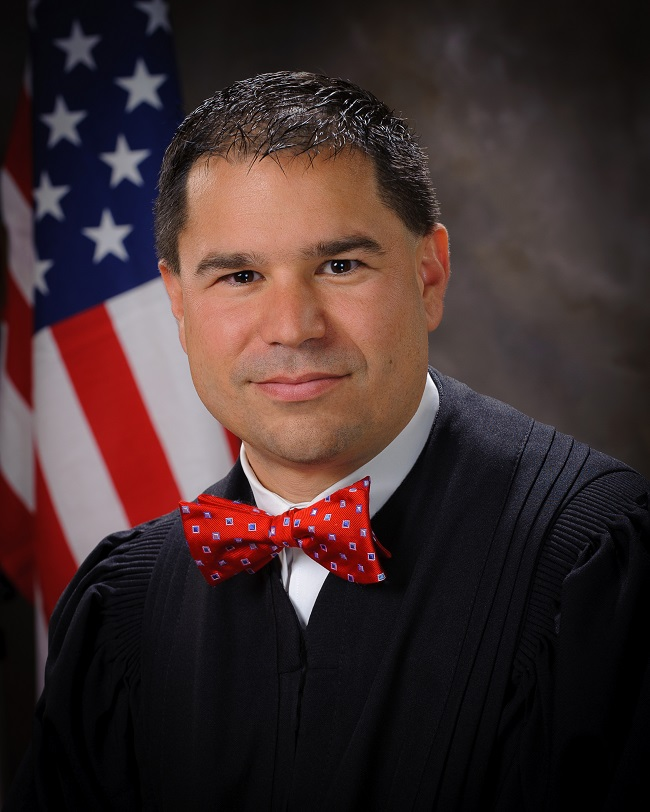State Court Judge Jason Thompson. Photo/Submitted.