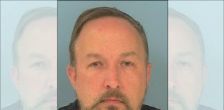 Robert L. Lezon. Photo/Fayette County Jail.