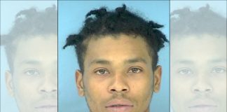 Laderrick J. Barden. Photo/Fayette County Jail.
