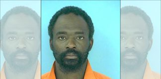 Tavares Warner. Photo/Fayette County Jail.
