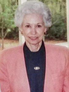 <b>Evelyn Florine Bennett</b>