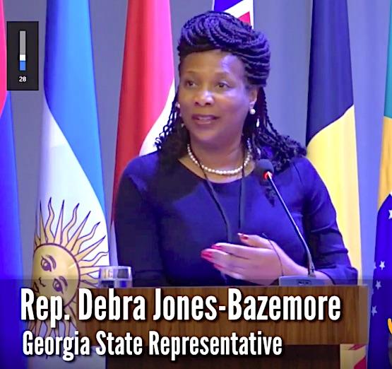 Rep. Debra Bazemore, D-Riverdale. File photo.