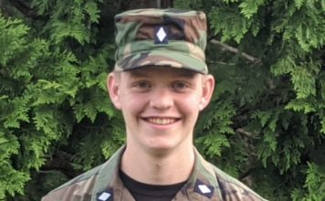 Civil Air Patrol Cadet Maj. Willem Neal. Photo/Submitted.