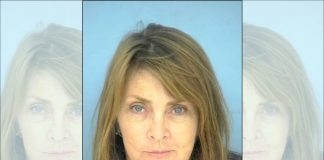 Sandra D. Paulsen. Photo/Fayette County Jail.