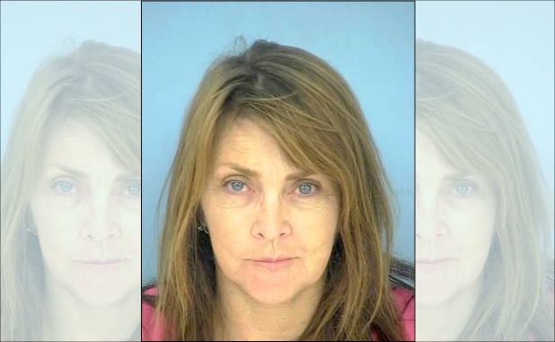 Sandra D. Paulsen. Photo/Fayette County Jail.