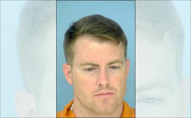 Michael J. Allen. Photo/Fayette County Jail.