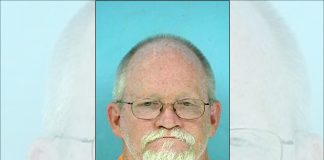 James K. Baker. Photo/Fayette County Jail.
