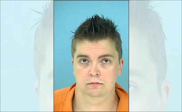 James Splichal. Photo/Fayette County Jail.