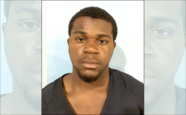Jonqurious T. Kindel. Photo/Fayette County Jail.
