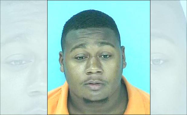 Rodney Black, Jr. Photo/Fayette County Jail.