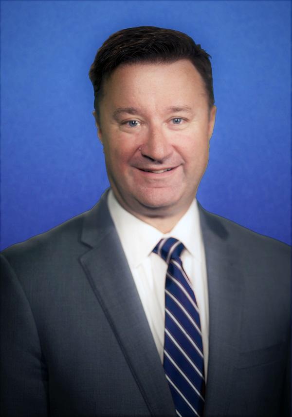Dr. Jonathan Patterson. Photo/Fayette County Public Schools.