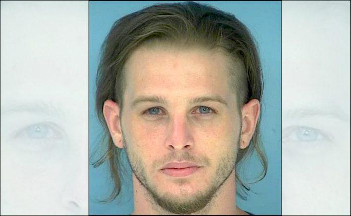 Nathan Goodwin. Photo/Fayette County Jail.
